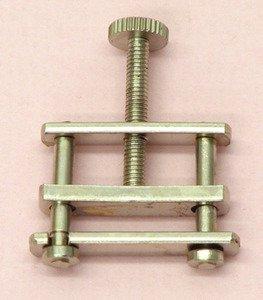9mm SEOH Hoffman Tubing Clamp 0.36 inch Brass