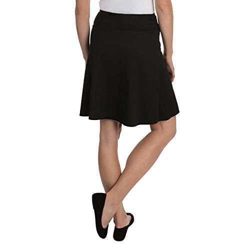 Colorado Clothing Tranquility Women's Reversible Skirt, Black Pattern, Large by Colorado Clothing (Image #4)