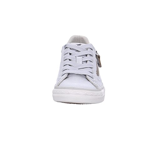 Mustang Ladies 1146-311-21 Sneaker Argento (argento)
