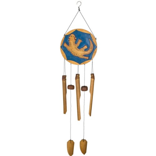 Woodstock CMGKO Gecko Bamboo Chime Review