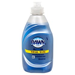 4 Pk. Dawn Ultra Dishwashing Liquid, Refreshing Rain Scent, 8 Oz