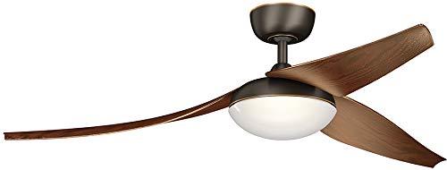 Kichler 310700OZ Flyy LED Ceiling Fan, 60