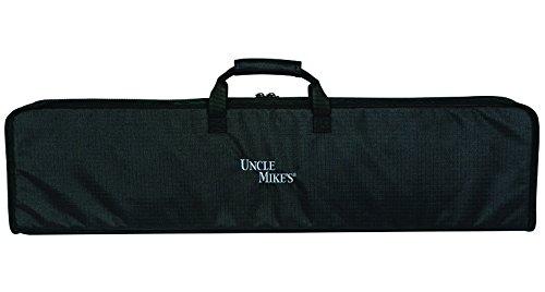 Uncle Mike's Tactical Upper Case, Black