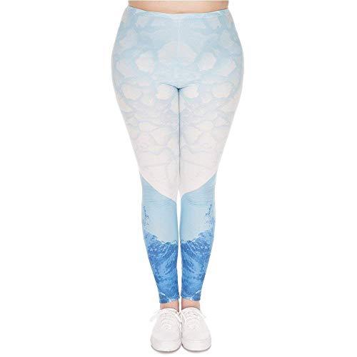 De Mujer Pantalones Alta Impresión Lgd45755 Clásico Leggings Tee Yoga La Legging Cintura Color Fitness Raya Oscuro Mujeres Chicos drrOqa0w