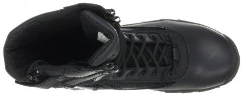 Ridge Footwear Mens Air-Tac Plus Zipper Boot Black Y7pUGbN