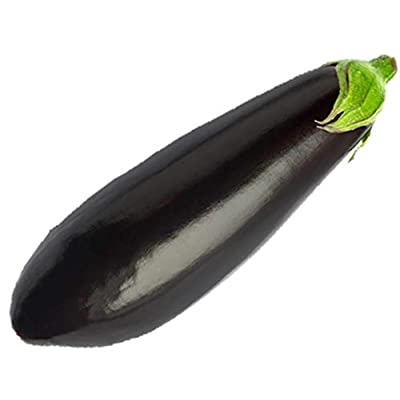 Toyensnow - Long Purple Eggplant Seeds (2000 Seeds or 1/4 oz) : Garden & Outdoor