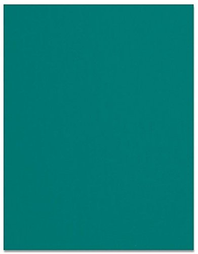 Curious SKIN - Emerald - 12X18 Card Stock Paper - 100lb Cover (270gsm) - 100 PK by Paper Papers