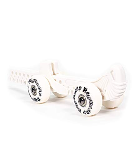Rollergard ROC376WH ROC-N-Roller Figure Skate Rolling Guard, White (Pack of 2) (Skating Roller Figure)