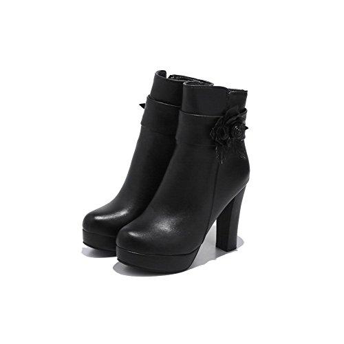 Noir Plateforme ABL09992 Abl09992 BalaMasa 37 Femme 5 EU R7txqwxa