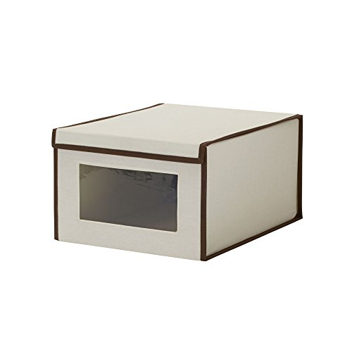 502 Drop Front Vision Storage Box, Large ()