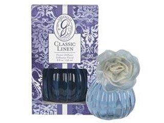 Greenleaf Flower Diffuser Classic Linen Fragrance
