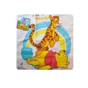 Amazon Com Winnie The Pooh Washcloth Dish Towel Home