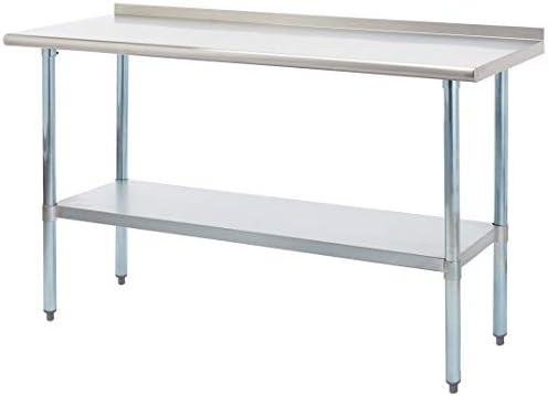 Rockpoint Stainless Steel Commercial Backsplash Adjustable product image