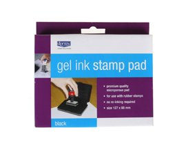 Dormy Stamp Gel Pad Microporous