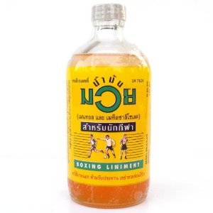 - Namman Muay Thai Boxing Liniment 450ml