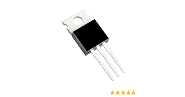 5 x  L7815CV voltage regulator 15v