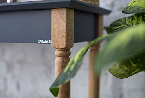 RAGABA MAMO 85 Bureau Bois Blanc 85 cm