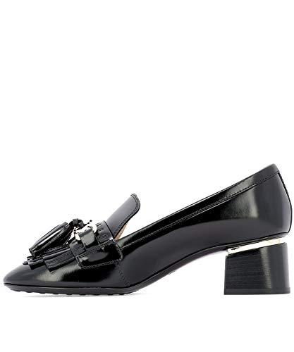 Zapatos Tod's Cuero Negro Altos Mujer Xxw10b0z870shab999 wTFgqIrT