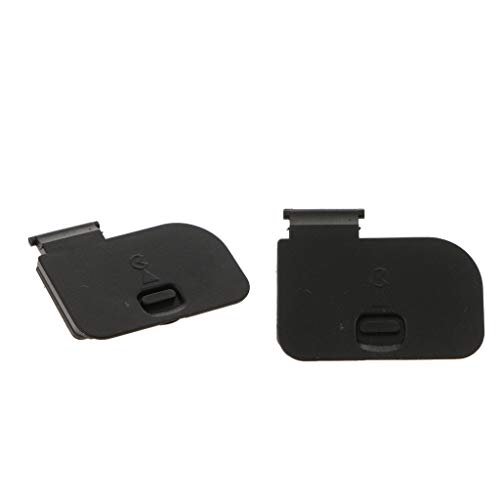 - SM SunniMix 2X Battery Door Cover Lid Cap for Nikon D750 Digital Camera Replacement Part