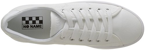 Femme Baskets Name Canvas Basses Sneaker Plato No z6qCw7Y