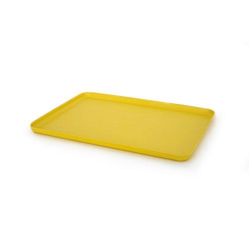 EKOBO Biobu Gusto Tray, Large, Lemon