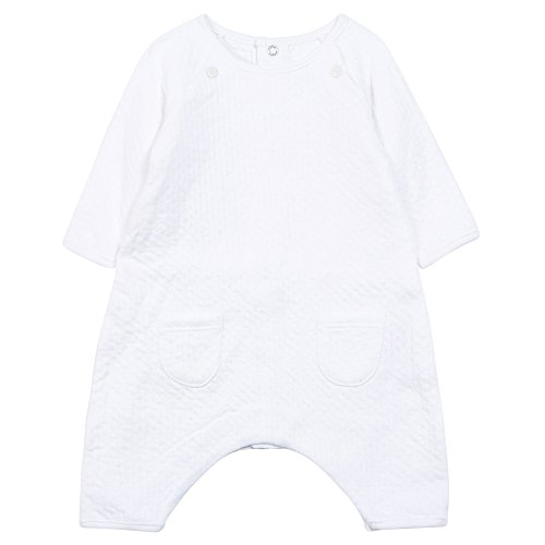 bianco Suit Absorba Baby Snow Combilong Boy Bianco wUO0OYqx