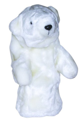 Search n Rescue Polar Bear Fairway Club Cover, Outdoor Stuffs