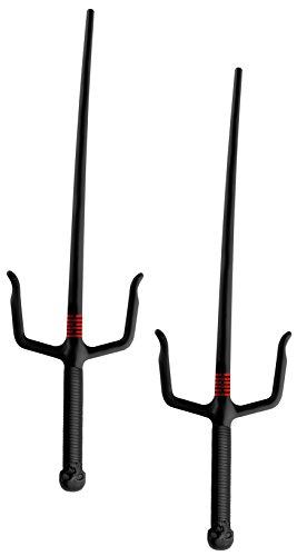 G.I. Joe Retaliation Twin Sais, Black, One Size (Gi Joe Toy Sword)