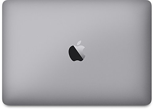 Apple MacBook MLH82LL/A 12-Inch Laptop with Retina Display, Space Gray, 512 GB (Discontinued by Manufacturer) (Renewed)