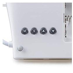 LED Digital Alarm Clock Fluorescent Message Board Calendar Thermometer 4Port USB