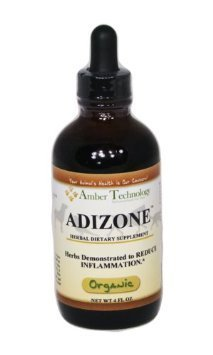 Image of Adizone 4oz- an all natural blend of herbs that was created to help with inflammation, arthritis, and pain in animals