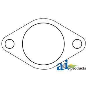 Exh Flange - A&I Products EXH FLANGE GASKET PART NO: A-NAA55232A