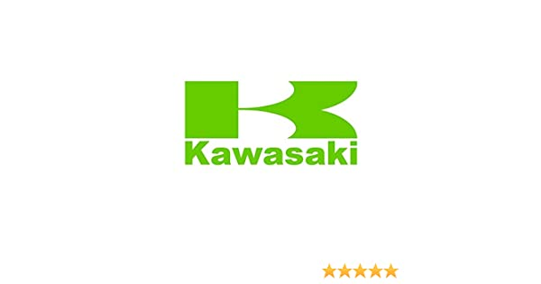 Amazon 8 10 Large Kawasaki K Sticker Decal Die Cut Vinyl Car Truck Window Ninja ZX KLR KLX KX Green Automotive