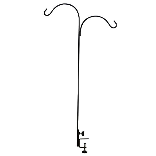 GrayBunny GB-6858 Vertical Deck Hook, 2