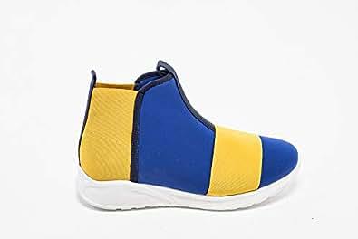 Konfidenz Multi Color Fashion Sneakers For Men