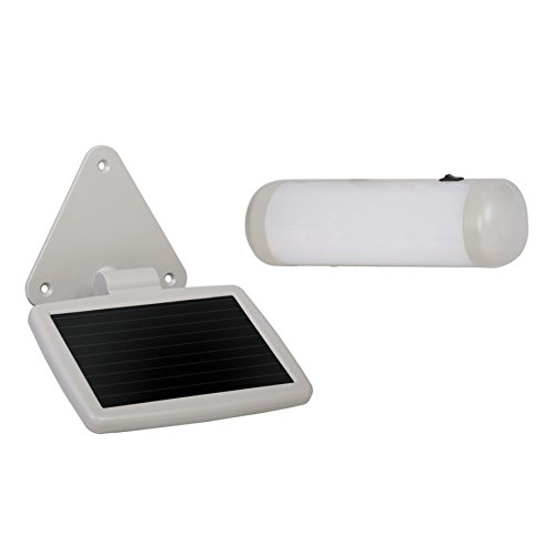 SUNFORCE PRODUCTS 81095 5LED Solar Shed Light by Sunforce (Image #3)