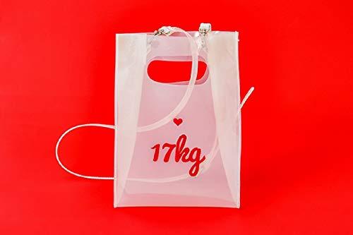 17kg CLEAR BAG BOOK 画像 B