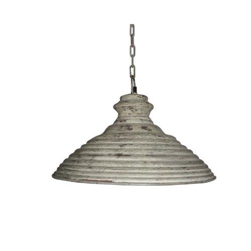 LightMakers BERDIE Hanging Lamp in Antique White, 16 x 9″ Review