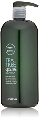 Tea Tree Special Shampoo, 33.8 Fl Oz (The Best Way To Get Rid Of Eczema)