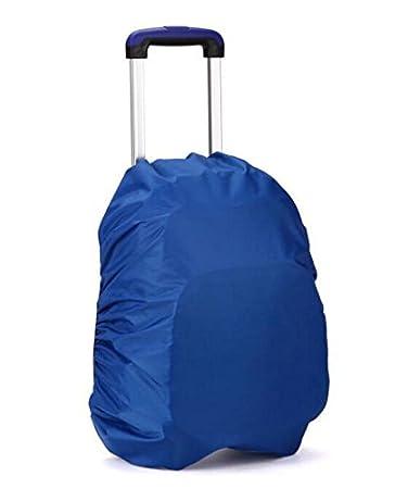 9f0f7f1877 Westeng Copri Zaino da Viaggio, Copertura per la Protezione dalla Pioggia  per Trolley (Blu): Amazon.it: Sport e tempo libero