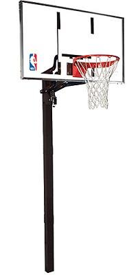 Spalding NBA in-Ground Basketball System