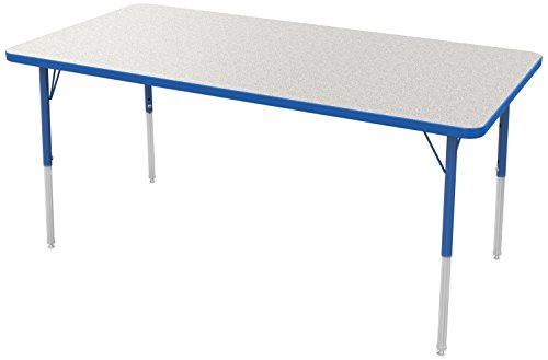 Marco Group Rectangular Adjustable Activity Table, 24