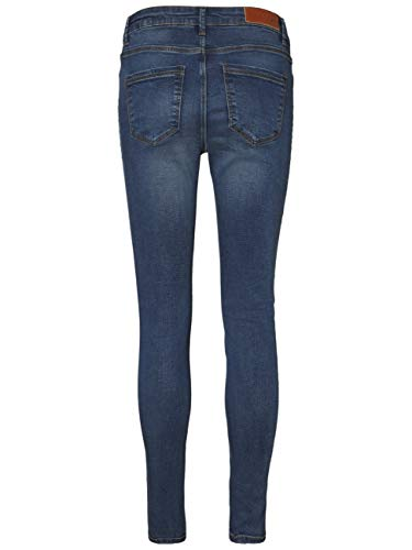 Medium Vero Blue Moda VMTERESA MR Skinny qRrIRvw