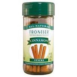 Frontier Frontier Certified Organic Cinnamon Sticks 2.75 # by Frontier