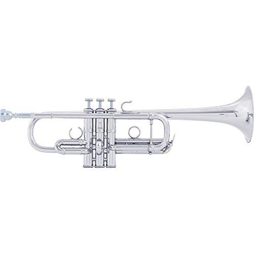 Bach AC190 Artisan Series Stradivarius C Trumpet (Silver Plated) by Bach
