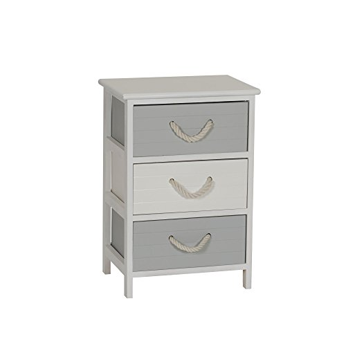 Household Essentials ml-5402 3 Drawer Chest by Household Essentials