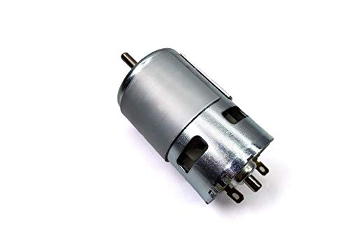 Price comparison product image DC 24V 15000RPM High Speed High Torque 775 Motor for Toys, Paper Shredders, Car Wash Pumps, Sprayers, Vacuum Cleaners,Electric Motor Electrical Tools DIY