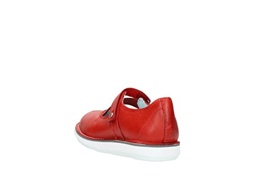 Comfort Limestone Leather Wolky Mary Red 30570 Janes A8qf1wxBR