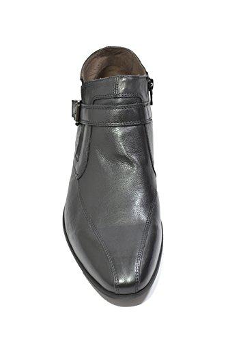 Nero Giardini Polacchini scarpe uomo nero 4552 elegante A604552U
