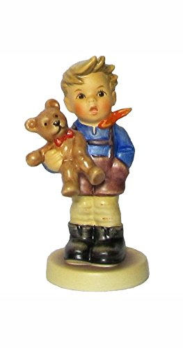 Hummel Gift (Hummel figurine my mascot, original MI Hummel Collection, gift-boxed)